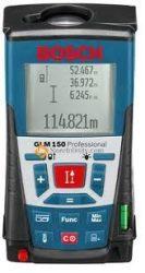 Bosch GLM150 lézeres távolságmérő