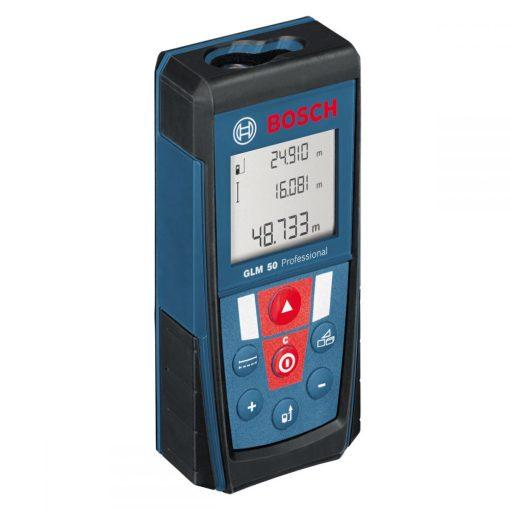Bosch GLM 50 lézeres távolságmérő