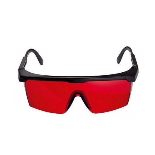 BOSCH Lézer szemüveg (vörös)