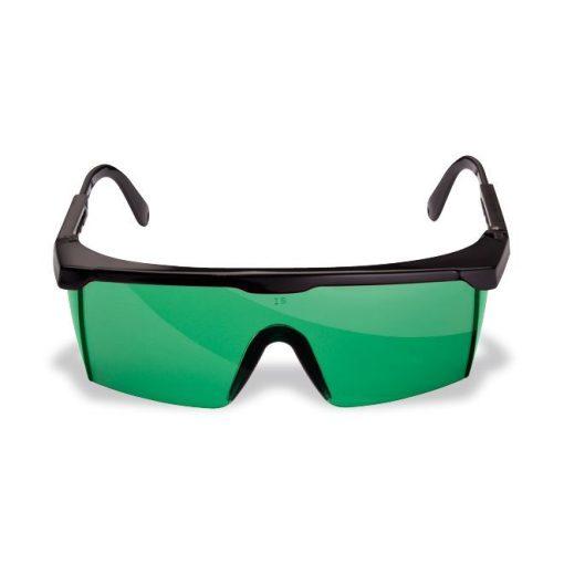 BOSCH Lézer szemüveg (zöld)