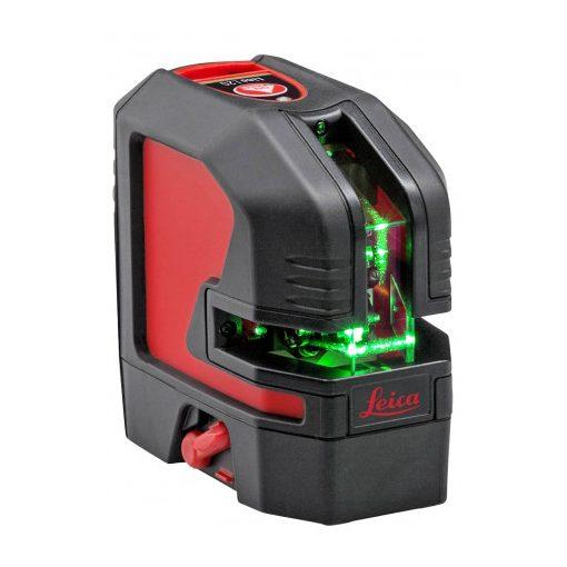 Leica Lino L2G zöld keresztlézer ÚJ (koffer + Li-ion pack + alkáli + falitartó)
