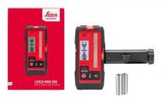 Leica RGR 200 detektor ÚJ (piros és zöld vonallézerekhez)