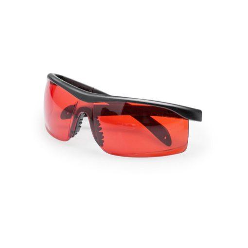 Leica GLB10 lézerszemüveg,piros