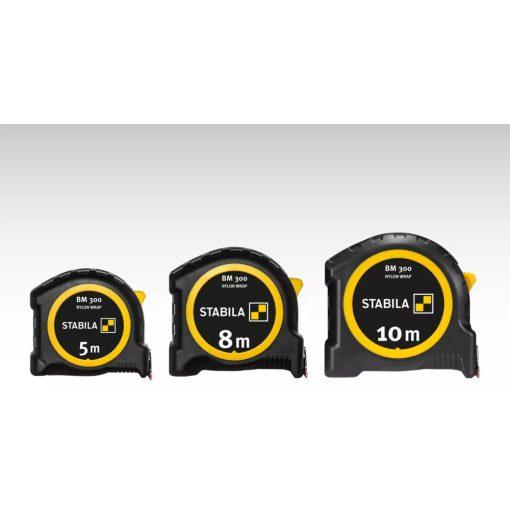 Stabila BM40 mérőszalag 5m acél